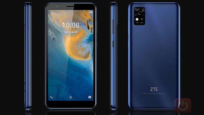 ZTE-Blade-A31-With-Android-11