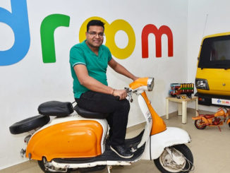Droom, the Indian automobile marketplace valued at $1.2 billion after raising $200 million