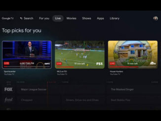 Google TV to have ad-supported free channels