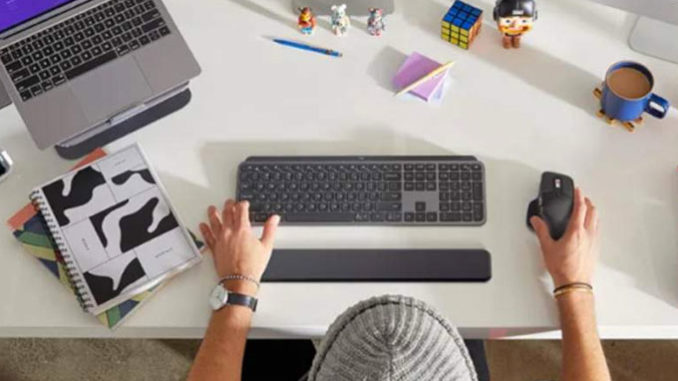 Logitech Logi Bolt encrypts wireless keyboards and mouse connections