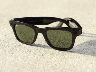 Facebook launches smart glasses called Ray-Ban Stories